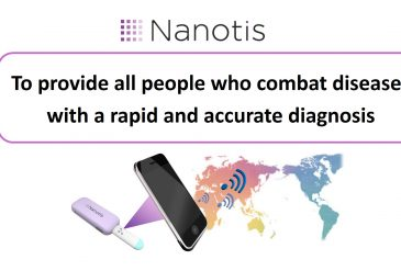 Nanotis, the UTokyo-linked start-up, raises ¥45M from Shizuoka Capital, Hamamatsu Photonics, and individual investors