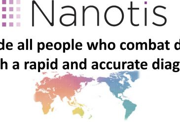 Nanotis, a UTokyo-affiliated startup, receives funding from Taisho Pharmaceutical for R&D of rapid diagnostic devices
